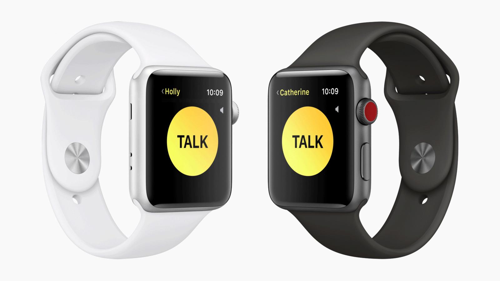 Funktionen Apple Watch 5