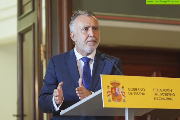 """Torres subraya que Canarias no puede asumir el cien por cien de las personas que llegan a Europa a través de nuestras costas: """"Solos no podemos"""""""