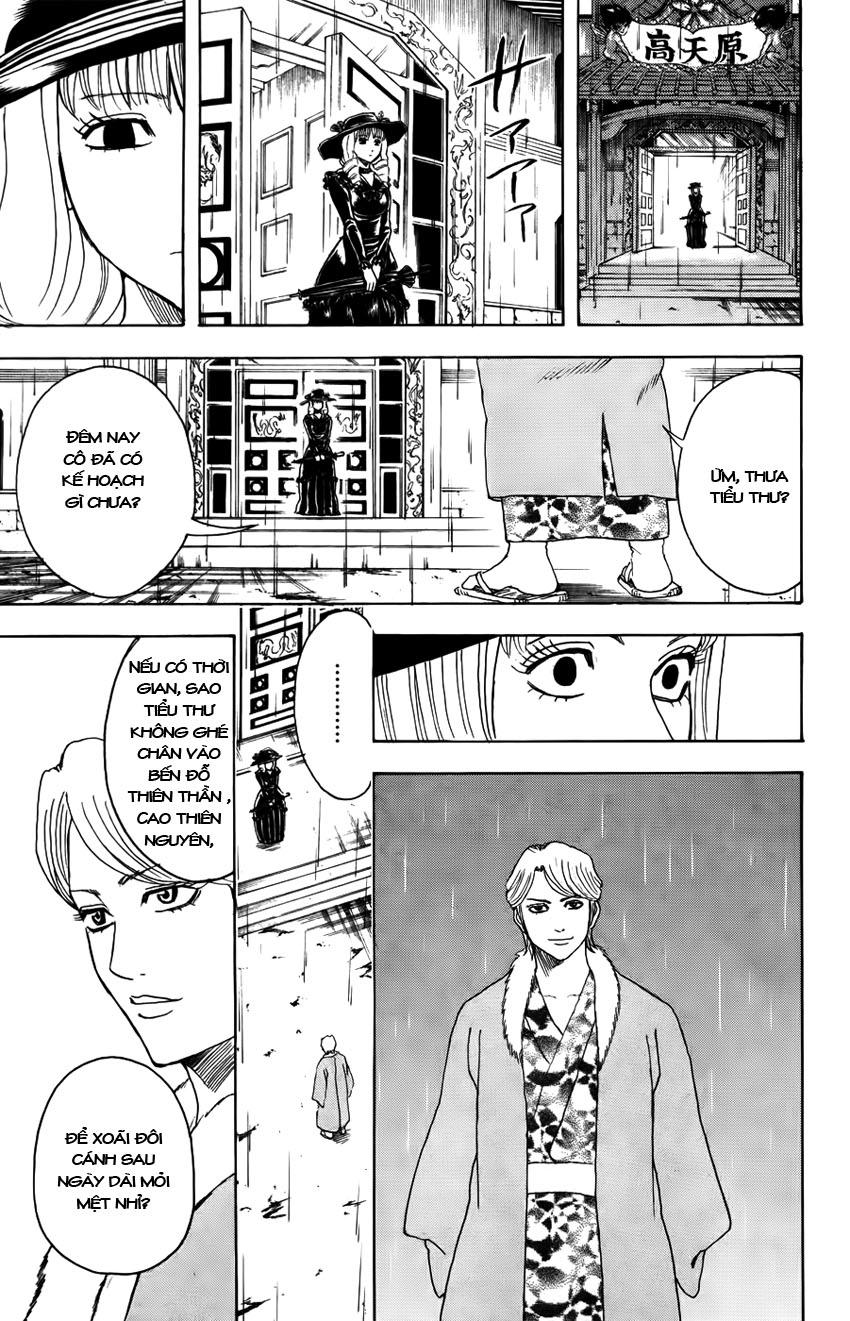 Gintama Chap 364 page 18 - Truyentranhaz.net