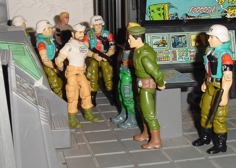 1987 Law, 2003 Wal Mart Duke, Unreleased, Unproduced, 1994 Joseph Colton, Rare G.I. Joe Figures