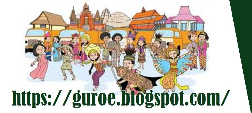 Pengertian Suku Bangsa (Ethnic Groups), Ciri-Ciri Suku Bangsa, dan Pengertian Etnisitas atau Kesukubangsaan