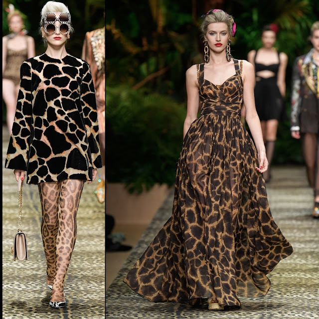 Dolce & Gabbana Spring Summer 2020 Milan Fashion Week by RUNWAY MAGAZINE