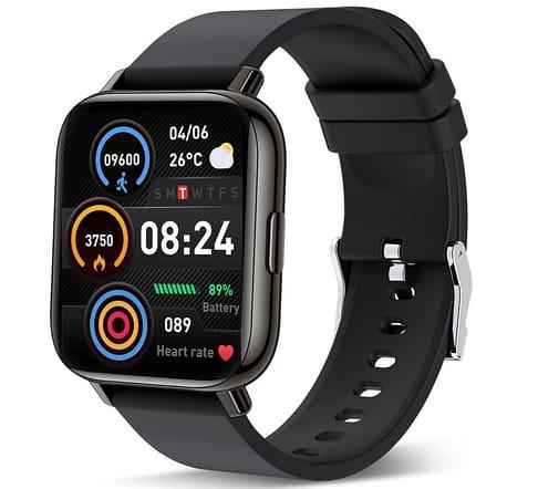 iporachx P32-Black 1.69 Inch Fitness Tracker Smartwatch