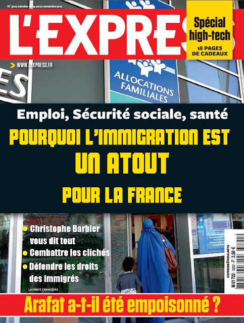 L'Express Immigration