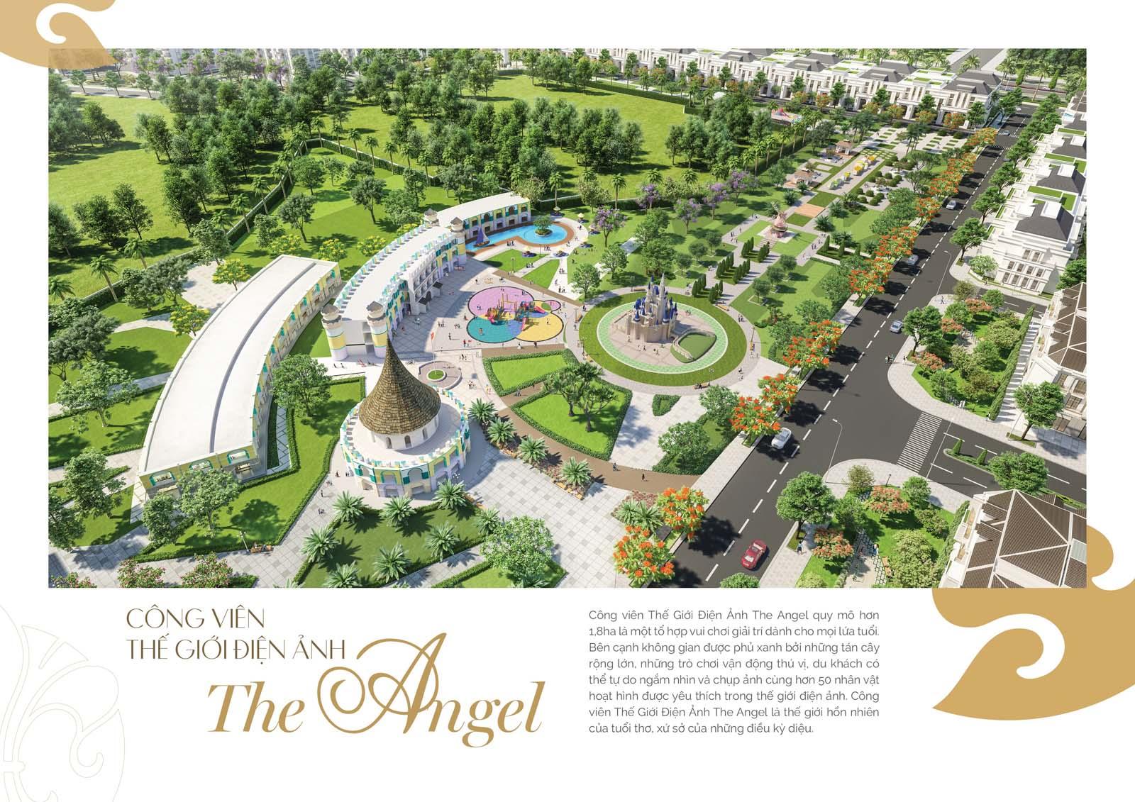 Công viên Thế giới điện ảnh - The Angel