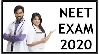 NEET 2020 Courses and  Examinaton method