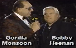 WWF / WWE - This Tuesday in Texas 1991 - Gorilla Monsoon and Bobby Heenan were our commentators for the event