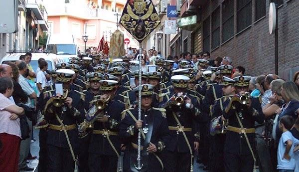 Así será la Semana Santa 2019 para la Banda del Tres Caídas de Granada