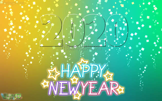 Happy New Year 2020 Sparkling Photos Download For Free