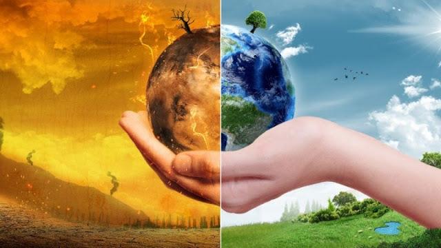 Κλιματική αλλαγή: Παγκόσμια πρόκληση που απαιτεί παγκόσμια ανταπόκριση
