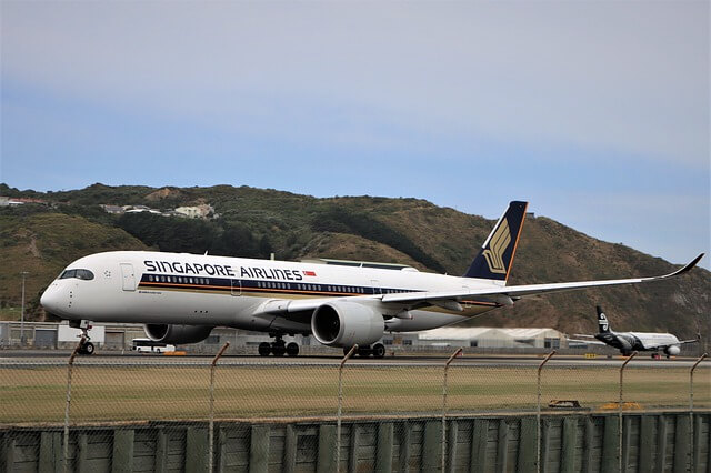 الخطوط السنغافورية اطول رحلة طيران في العالم