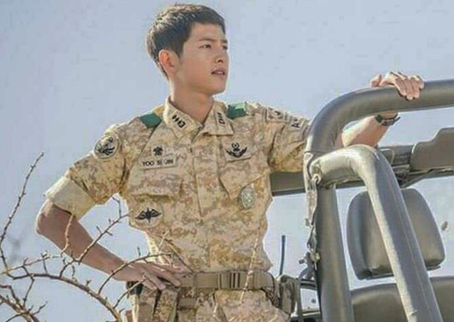 Daftar drama korea tentang tentara