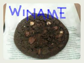 Double Choc Cookie