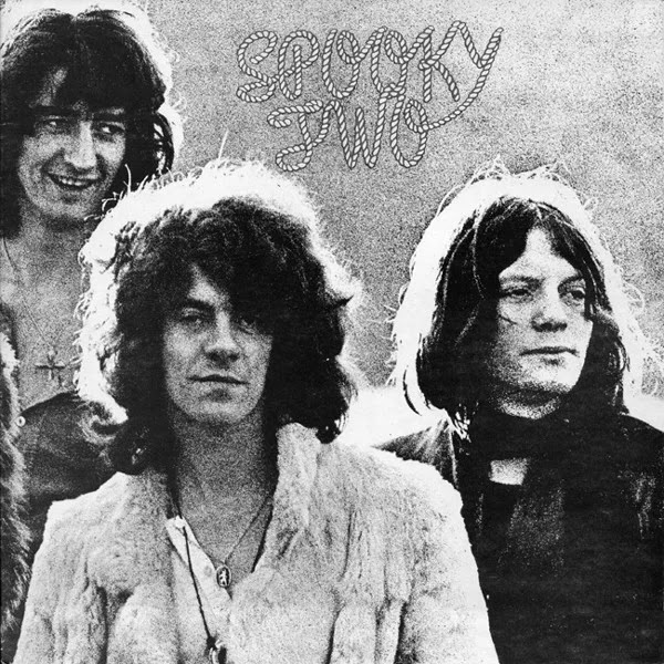 Spooky Tooth - Spooky Two (1969, Blues Rock)