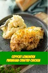#Copycat #Longhorn #Parmesan #Crusted Chicken