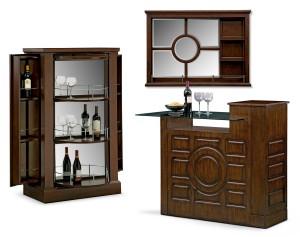Storage In Bar