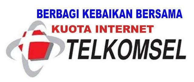 Berbagi Kebaikan Bersama Dengan Transfer Kuota Internet Telkomsel