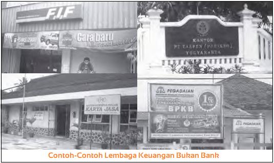 Pengertian dan Contoh Lembaga Keuangan Bukan Bank, Tujuan dan dasar hukum LKBB