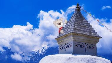 Pepo en Nepal