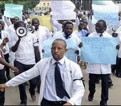 Why Resident doctors Suddenly suspended nationwide strike