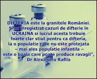 definitie difterie ucraina simptome vaccin