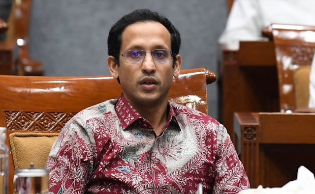Mendikbud Nadiem Makarim Izinkan Dana Bos Untuk Beli Kuota Internet