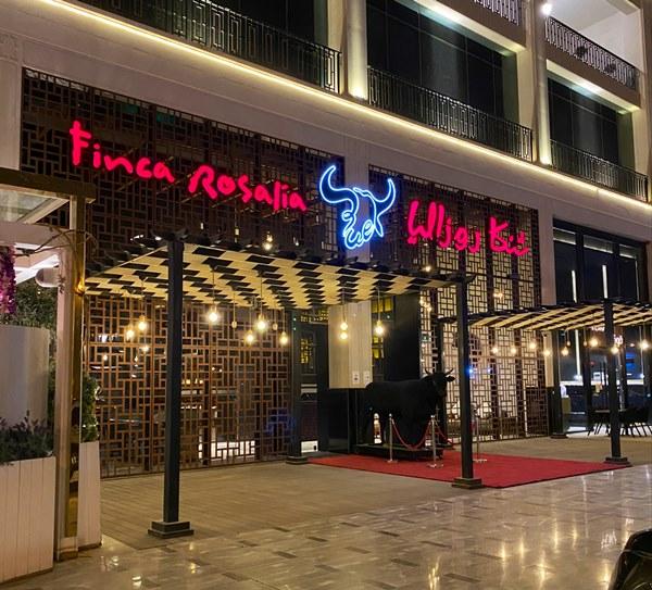 مطعم ثنكا روزاليا - Finca Rosalia الرياض | المنيو ورقم الهاتف والعنوان