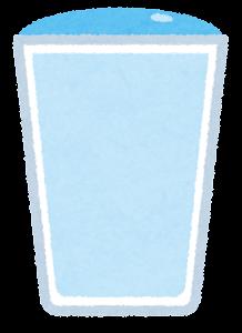 表面張力のイラスト2