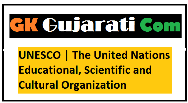 UNESCO | The United Nations Educational, Scientific and Cultural Organization