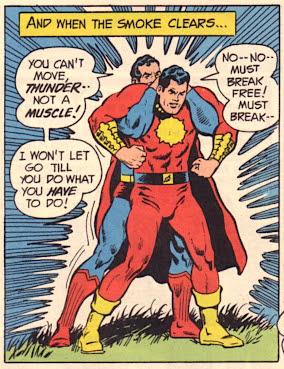 Superman #276, Captain Thunder/Captain Marvel