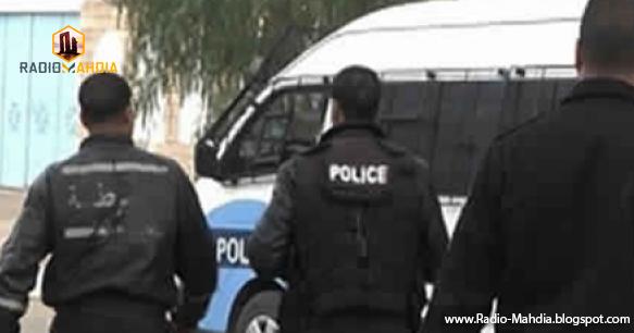 المهدية : القبض على عصابة امتهنت السرقة