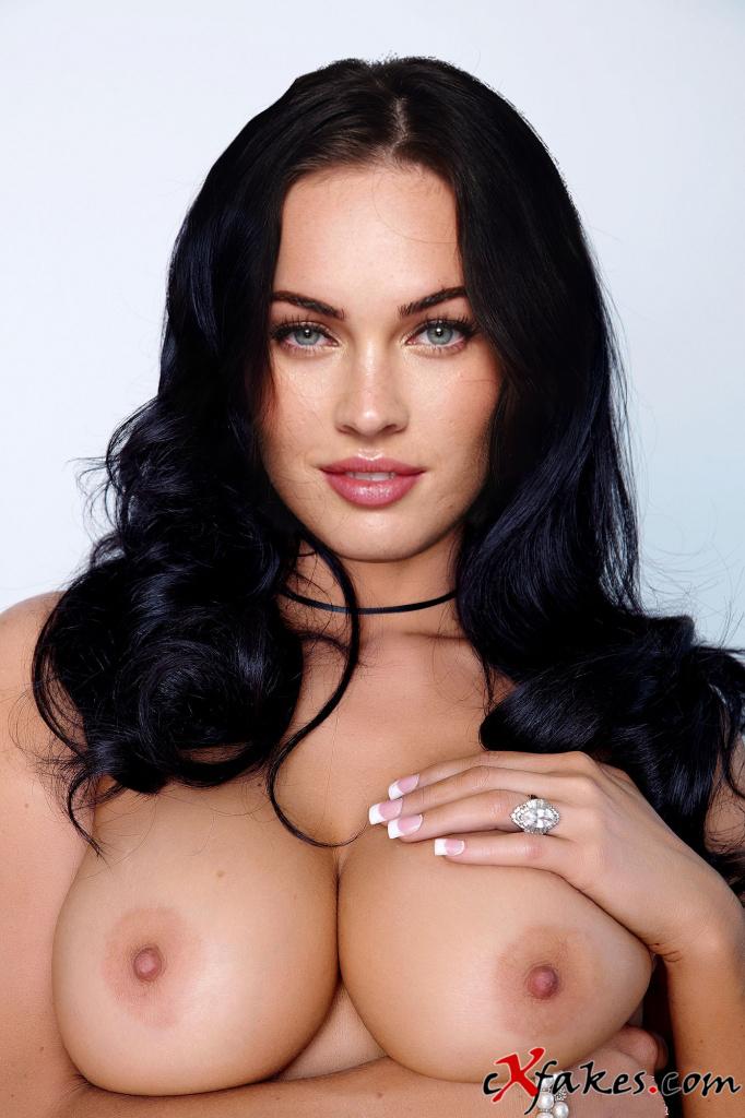 breasts Megan fox