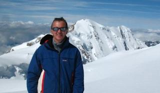 Claudio Bredy morto tra le montagne amate mentre praticava il suo sport preferito!