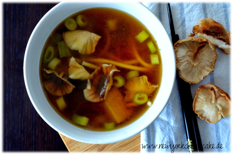 Japan, Soup