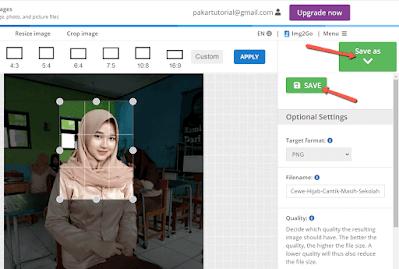 Cara Mudah Membuat Pas Foto di HP
