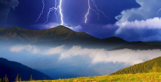 Θα ανοίξουν οι ουρανοί στα βουνά και όχι μόνο τις επόμενες ημέρες