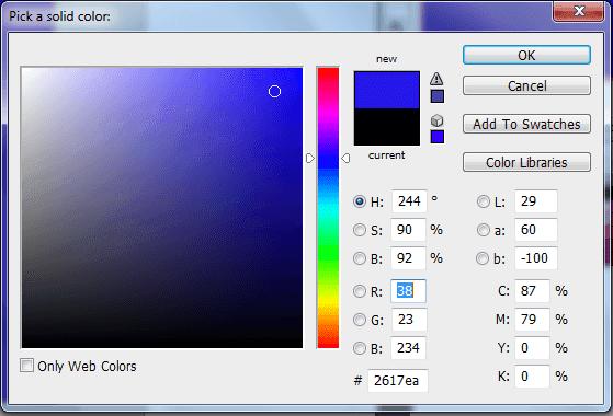 solid color canvas