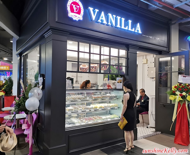 Vanilla Mille Crepe, The Waterfront, Desa Park City, Outlet Grand Opening, Crepe, Authentic French Mille Crepe, Food, Desserts