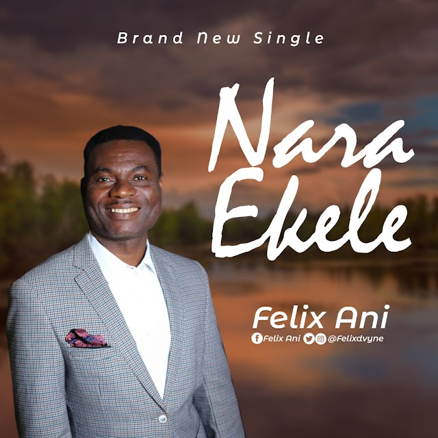 MUSIC + LYRICS VIDEO: FELIX ANI -  NARA EKELE | @felixdvyne