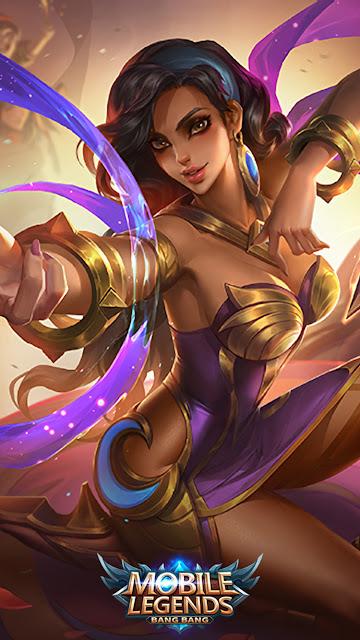 Esmeralda Astrologer Heroes Mage Tank of Skins V2
