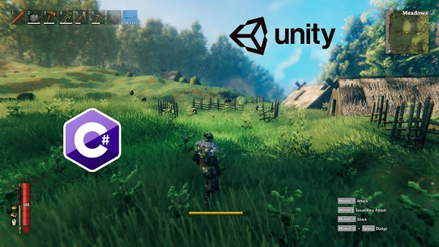 Game-development-using-unity