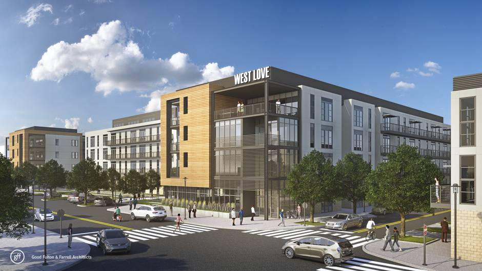 Downtown Uptown Dallas Ft Worth Real Estate Apartment Builder JPI Joins D