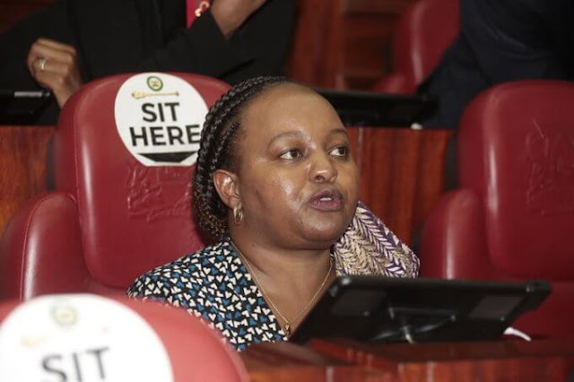 Anne Waiguru impeachment abolished, photos
