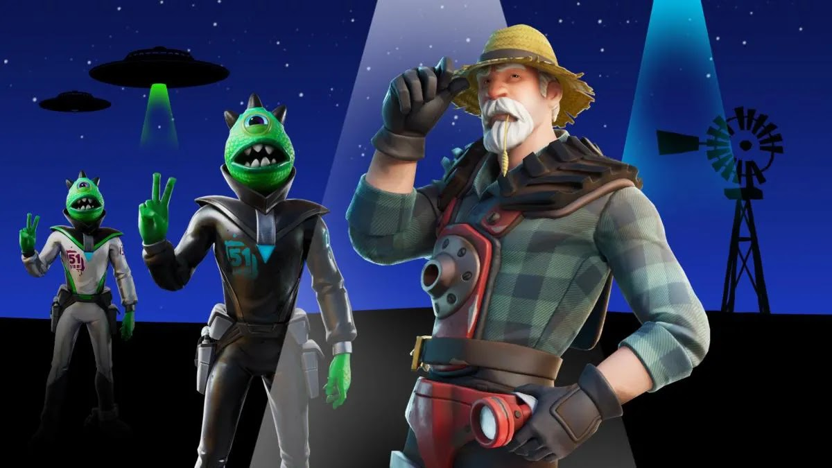 Fortnite Season 7: What is the Alien phone number and what is it for?