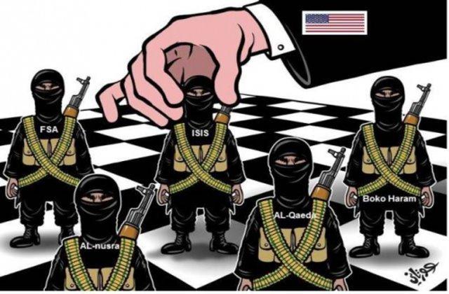 Kenapa Amerika Menciptakan Konflik di Suriah?