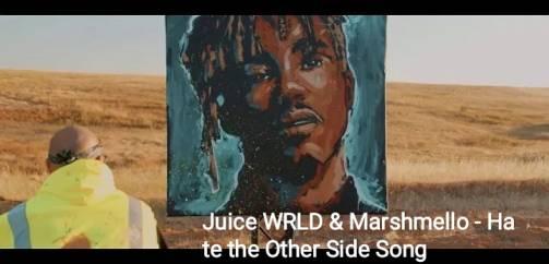 Hate the Other Side Lyrics - Juice WRLD & Marshmello