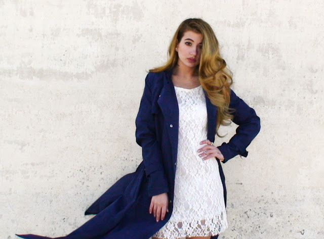 blue white outfit ideas