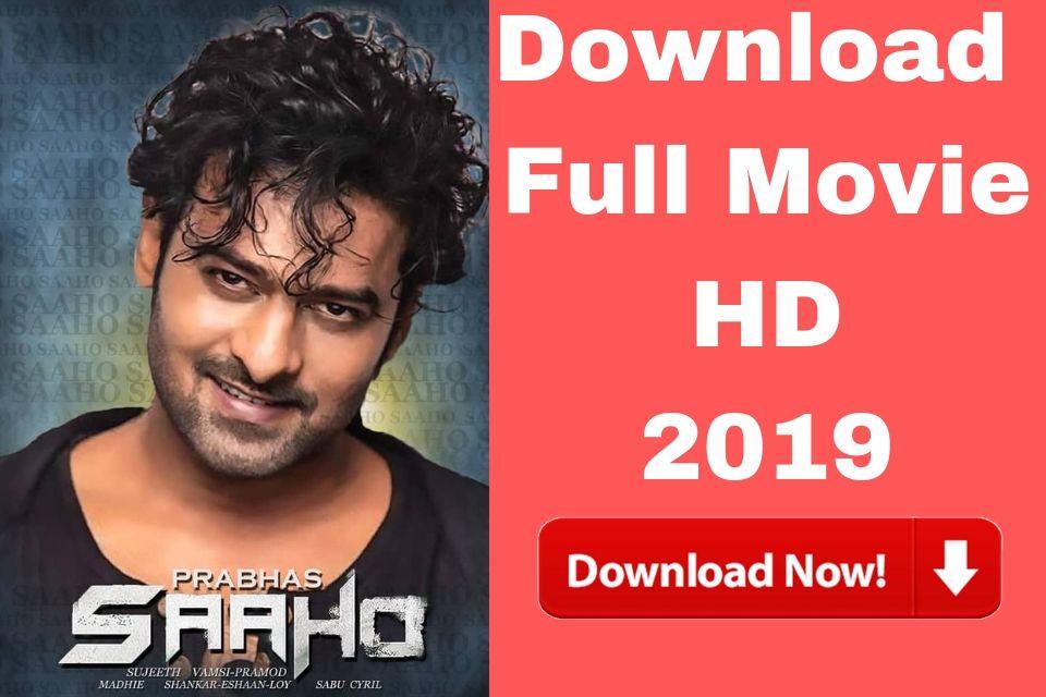 Saaho Full Movie Download 2019