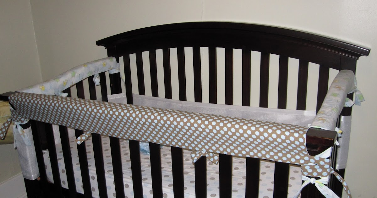 Adventures In Parenthood Diy Crib Rail Teething Guard