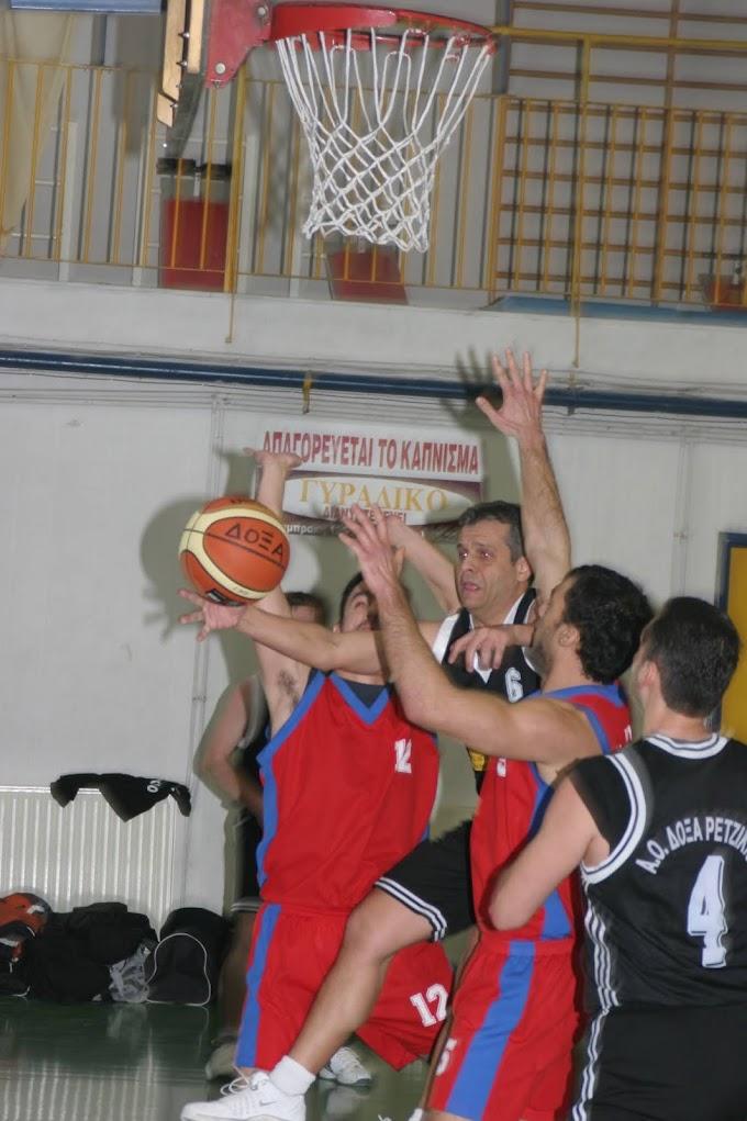Ρετρό: Φωτορεπορτάζ από τον αγώνα Πορφυριακός-Δόξα Ρετζικίου για την Γ΄ ΕΚΑΣΘ ανδρών την περίοδο 2005-2006